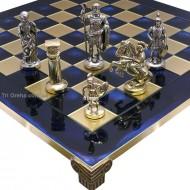 "Шахматы ""Война"" S11-01 44х44, Manopoulos"