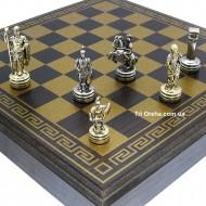 """Шахматы SM-3 28х28см, Manopoulos """"Римляне"""""""